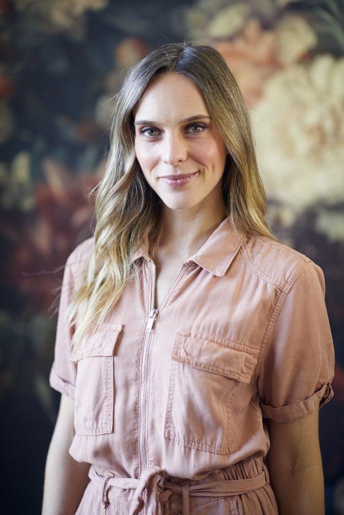 Aufräum-Expertin Jelena Weber